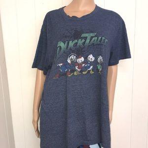 Disney T-shirt size men's two XL Duck Tales